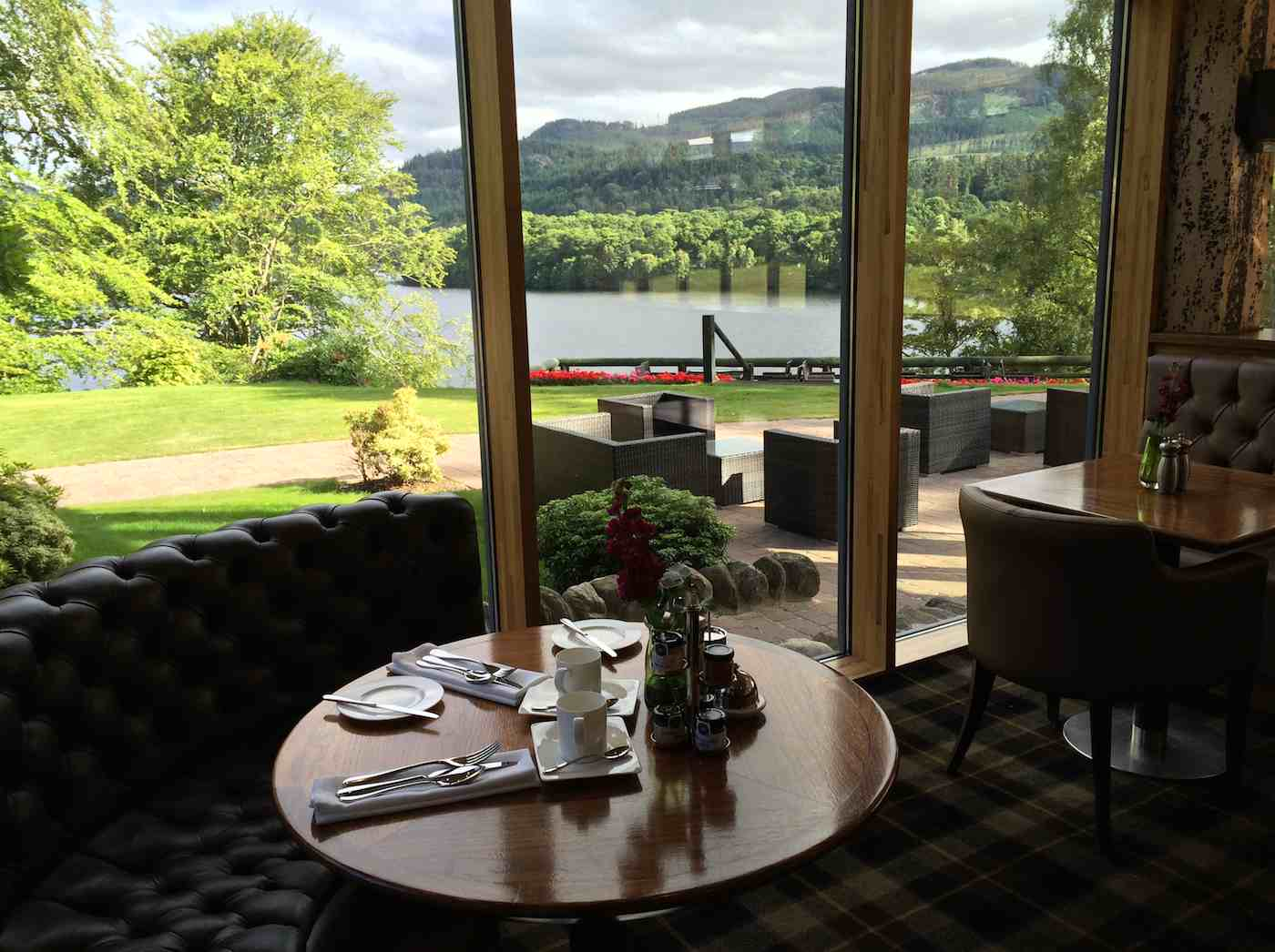 The Fonab Castle Hotel River Tay Pitlochry Fishing